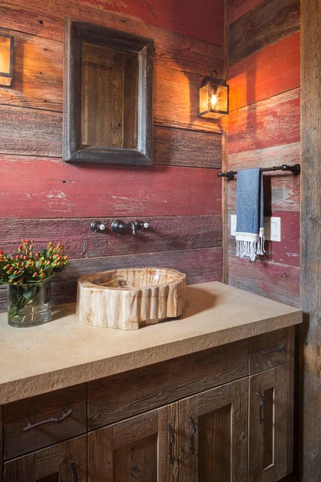 41 Beautiful Rustic Barn Bathroom Design Ideas Interior God