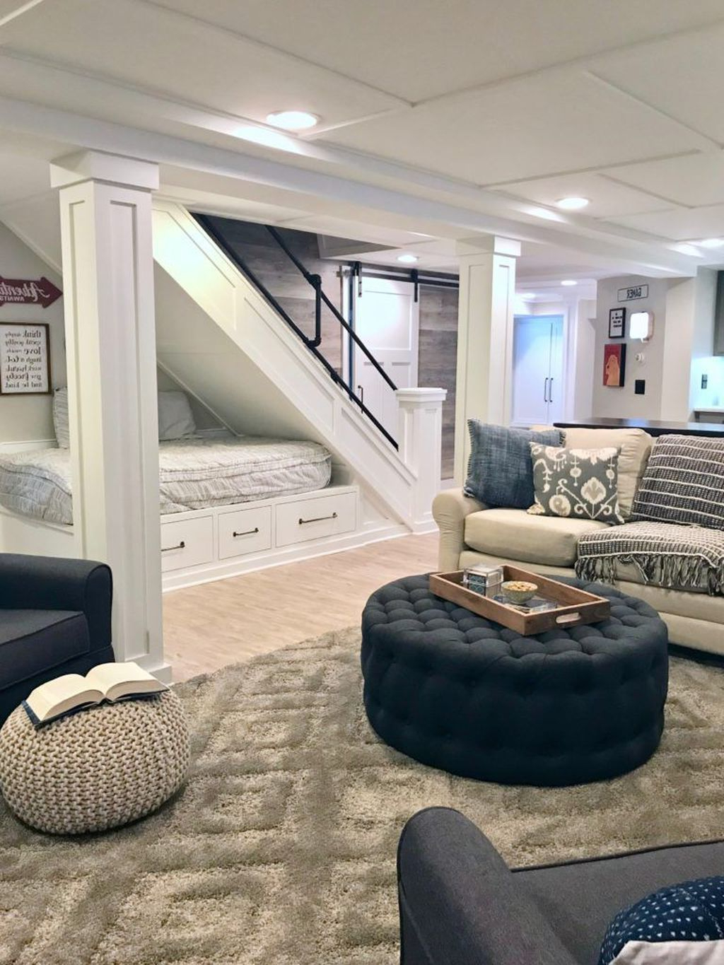43 Awesome Basement Apartment Ideas You Have To Know