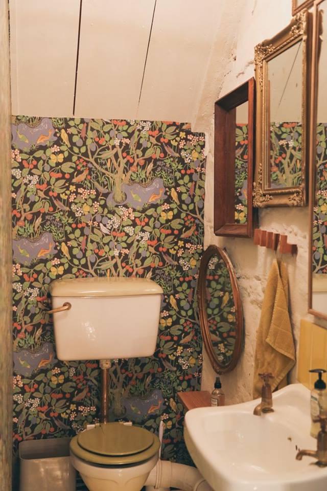 45 Alluring Bohemian Bathroom Designs That Make The Space