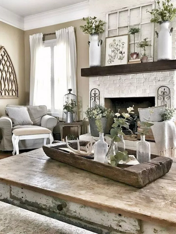 45 Amazing And Pretty Farmhouse Wall Decor Ideas You Must
