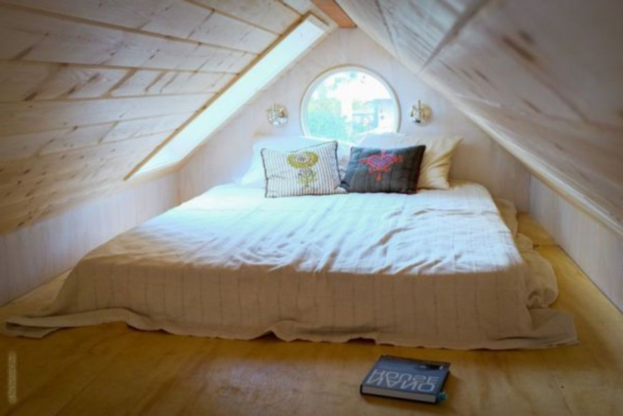 45 Amazing Attic Bedroom Ideas On A Budget With Images