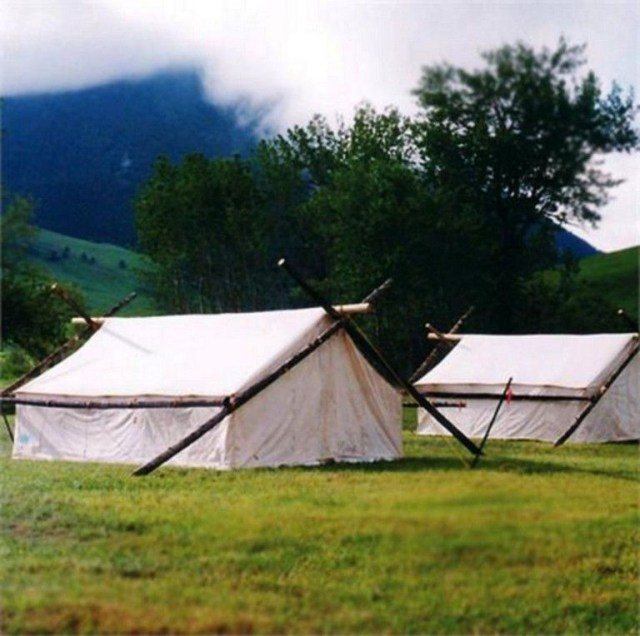 45 Wonderful Wall Tent Ideas For Nice Camping Wall Tent
