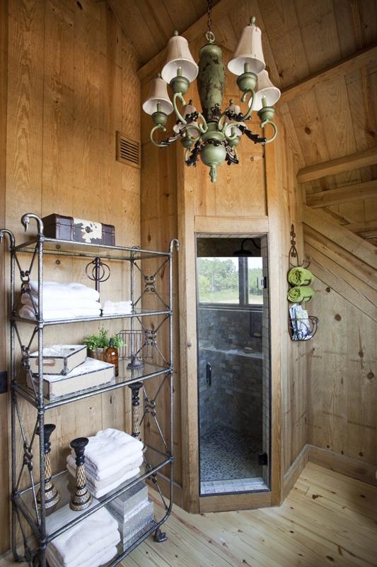 46 Bathroom Interior Designs Made In Rustic Barns