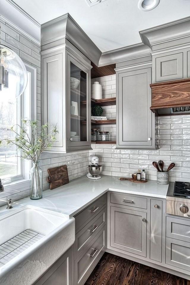49 Elegant Small Kitchen Ideas Remodel Kitchen Design