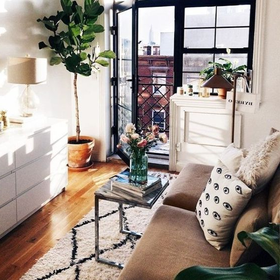 5 Dreamy Feng Shui Tricks For A Small Apartment Daily