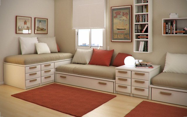 5 Tips To Organize Small Bedroom Minimalist Home