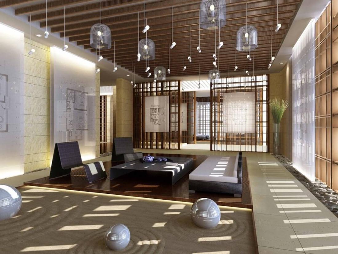 5 Ways To Get A Zen Living Room Freshome