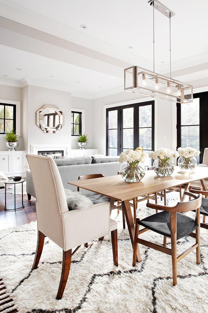 5 Ways To Make Your Dining Room Look More Expensive Dining Room Table Decor Dining Room