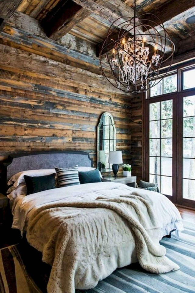 50 Rustic Master Bedroom Remodel Ideas Decorations In 2020