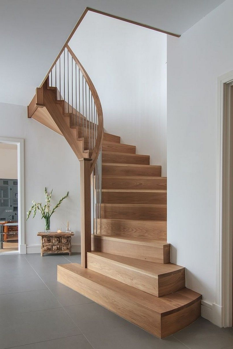 50 Unique And Creative Staircase Designs To Inspire You 24
