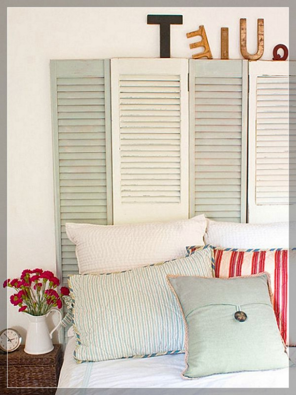 51 Diy Headboard Ideas To Make The Bed Of Your Dreams