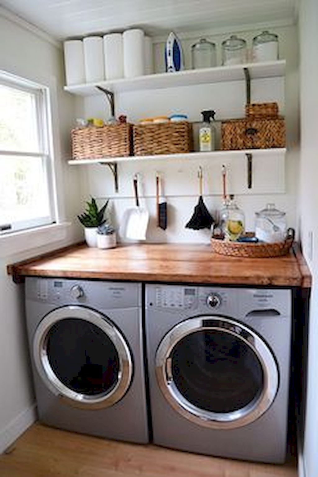 60 First Apartment Laundry Room Decor Ideas Remodel