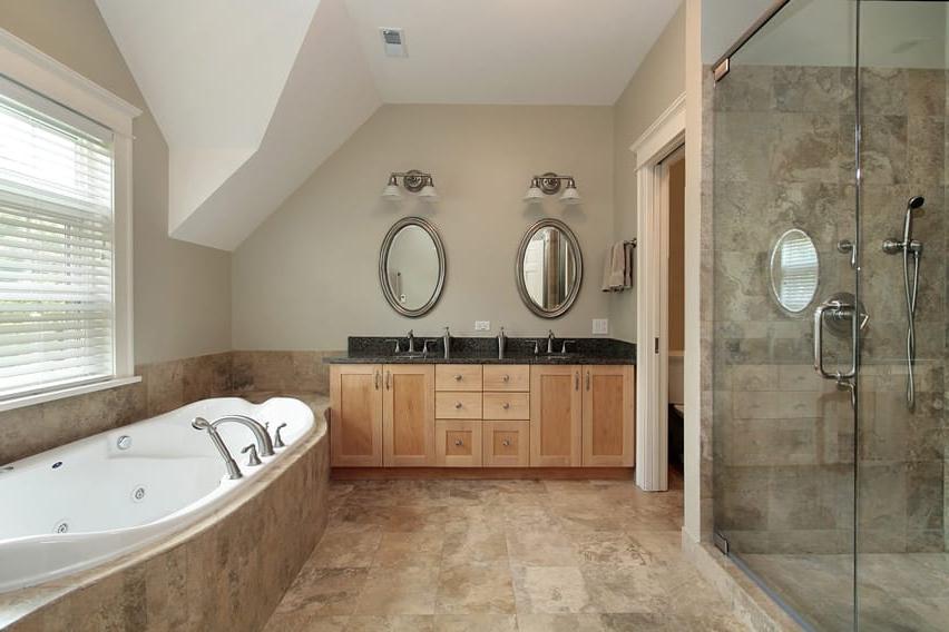 60 Luxury Custom Bathroom Designs Tile Ideas Designing