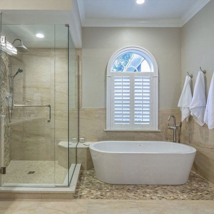 67 X 32 Freestanding Soaking Bathtub Master Bathroom