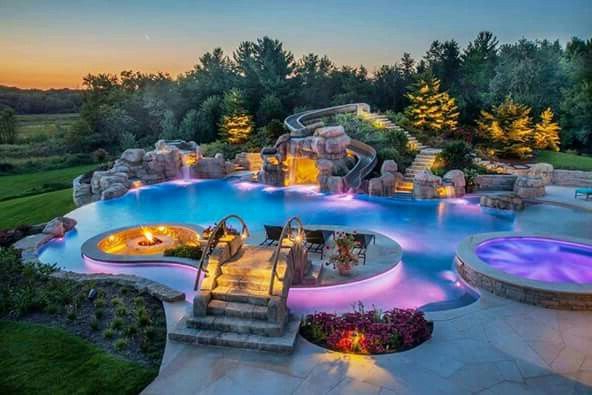 686 Best Backyard Pools Images On Pinterest Pools