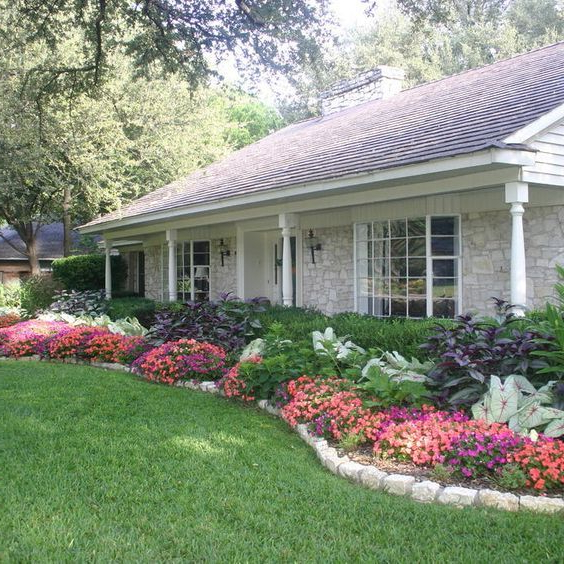 7 Affordable Landscaping Ideas For Under 1000 Front