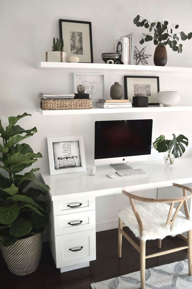 7 Beautiful Home Desk Ideas Make Comfortable For Cozy
