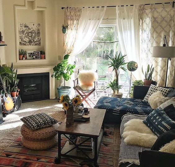 7 Inspirational Boho Living Room Designs You Have To See