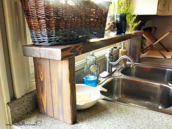 7 Ways To Maximize Your Kitchen Counter Space