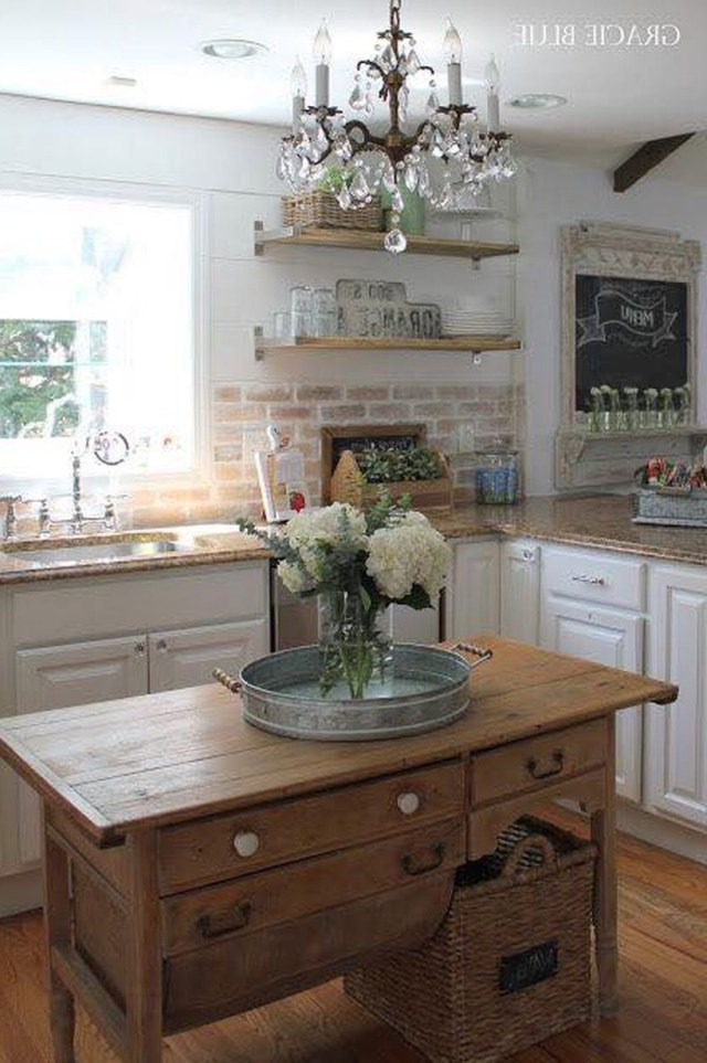 70 Rustic Kitchen Farmhouse Style Ideas That You Must See