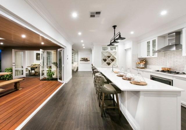 70 Spectacular Custom Kitchen Island Ideas Home