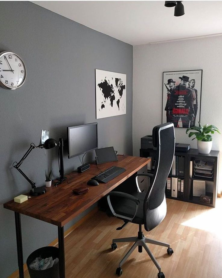 71 Beautiful Home Office Design Ideas That Makes You