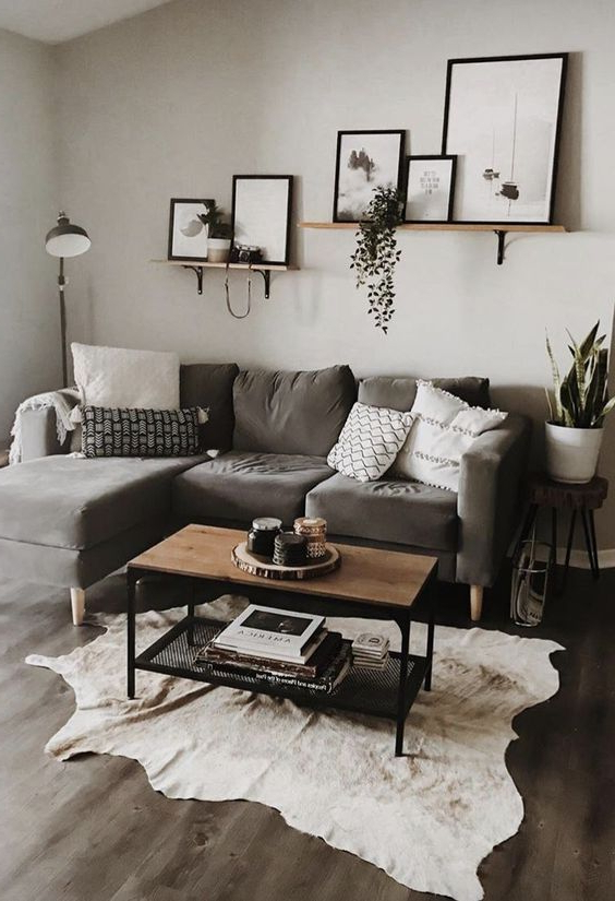 8 Cozy And Rustic Living Room Ideas For Spring Daily