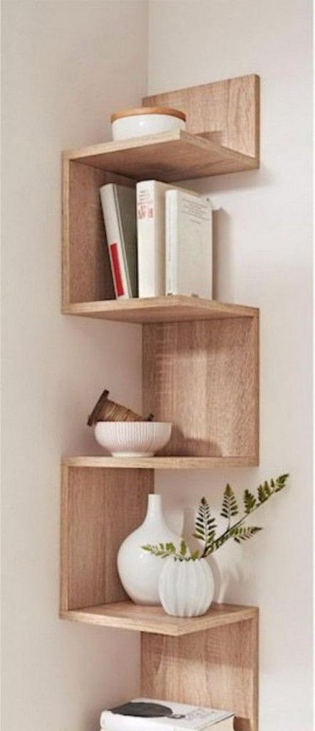 8 Diy Corner Shelf Decorating Ideas To Beautify Your