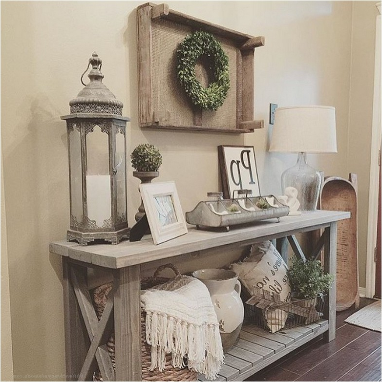 80 Incredible Rustic Farmhouse Decorating Ideas 53