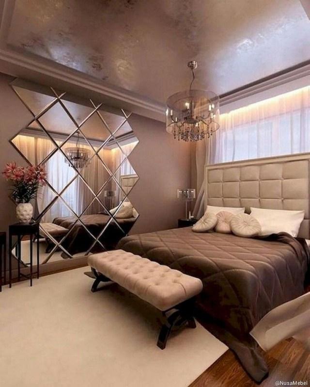 80 Marvelous Farmhouse Master Bedroom Ideas Luxury