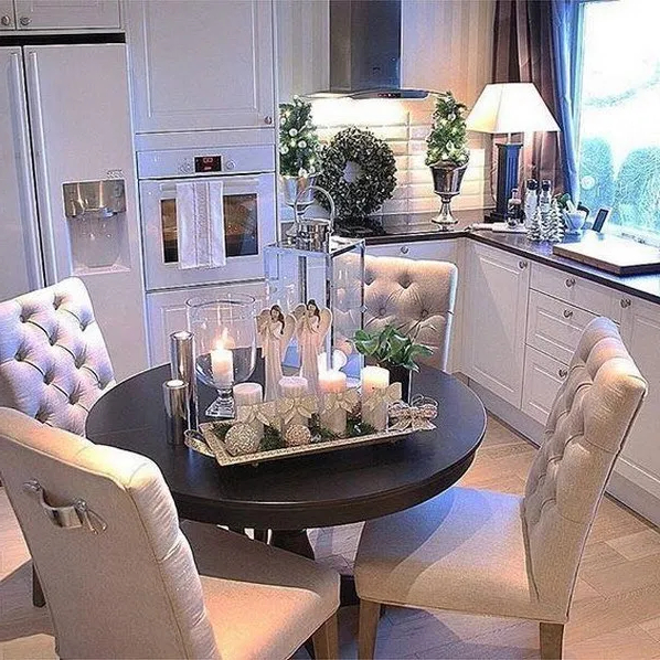 80 The Best Small Dining Room Design Ideas That You Can
