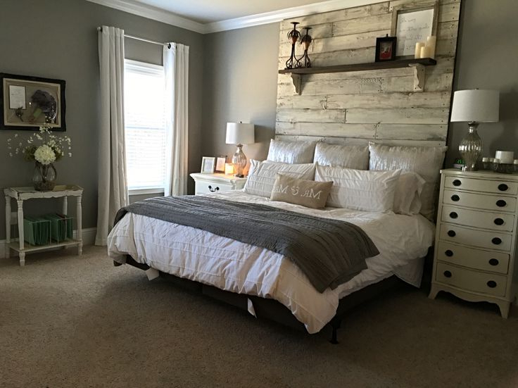 9 Best Shiplap Headboard Ideas Images On Pinterest Bed