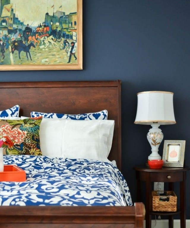 9 Decor Ideas For That Wall Above Your Bed Bedroom Color