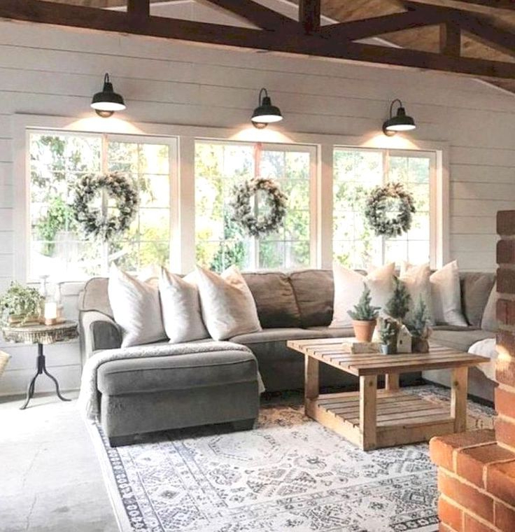 9 Top Living Room Lighting Ideas Modern Farmhouse