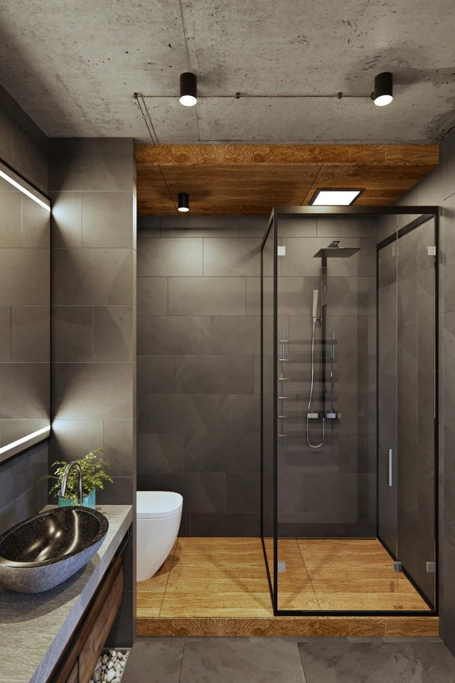 A Contemporary Apartment For A Single Man In Moscow