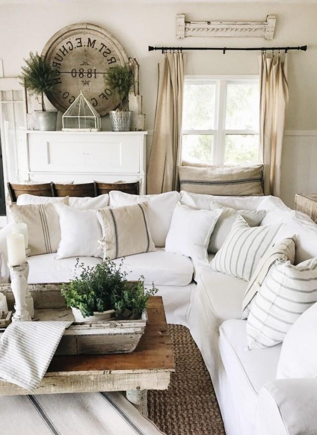 A Diy Weekend Recap Modern Farmhouse Living Room Decor