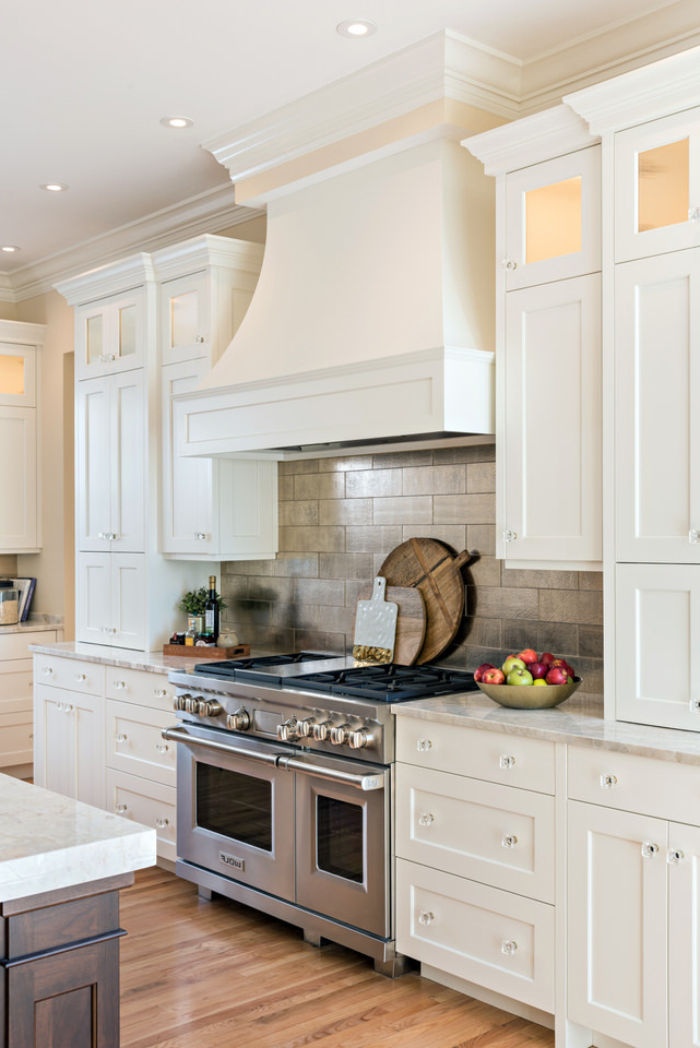 A Range Hood For Your New Kitchen Lewis Weldon Custom