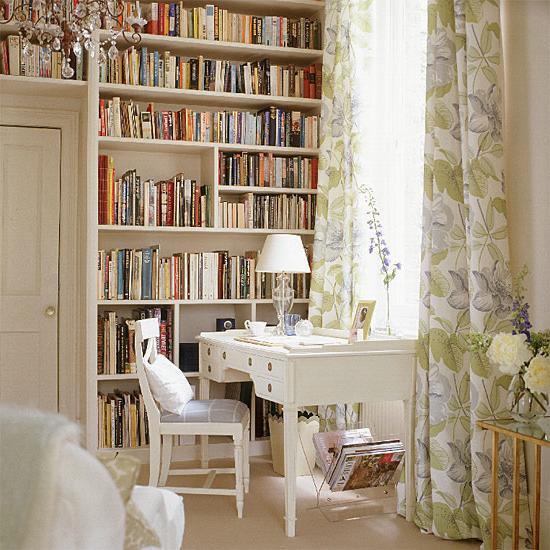 Ahhhh Bookshelves Bedside Table Books
