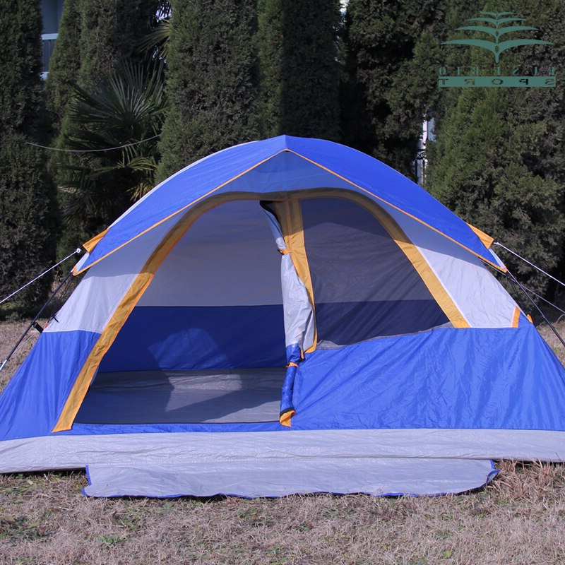 Aliexpress Buy 3 4persons Family Outdoor Camping Tent Have Large Active Space And Good