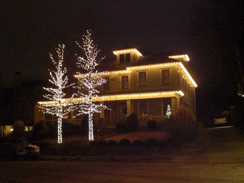 Amazing Decorating For Christmas With Wonderful Outdoor