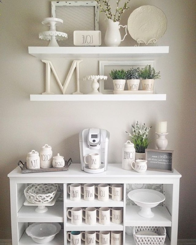 Amazing Diy Rae Dunn Display Ideas And Pictures 60