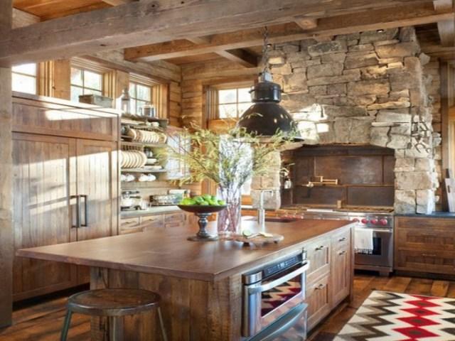 Amazing Traditional Italian Kitchen Designs For Italian