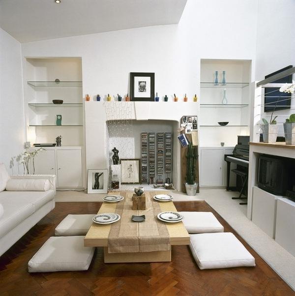 Asian House Interior Design Basic Principles Of Decoration