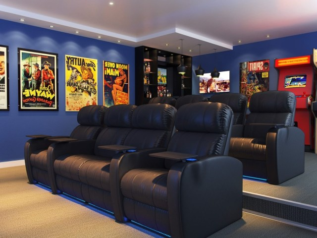 Avoid These 5 Mistakes In Your Home Theater New Homes