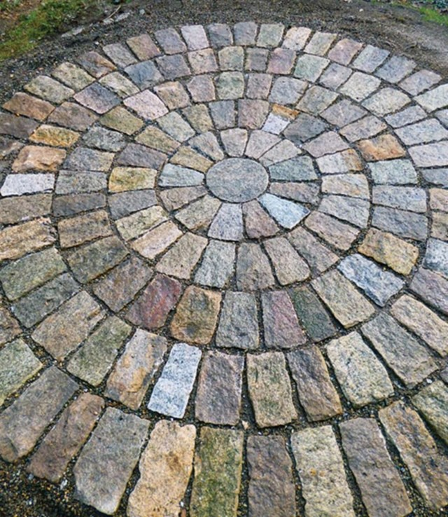 Awesome Brick Patterns Patio Ideas For Beautiful Yard 607