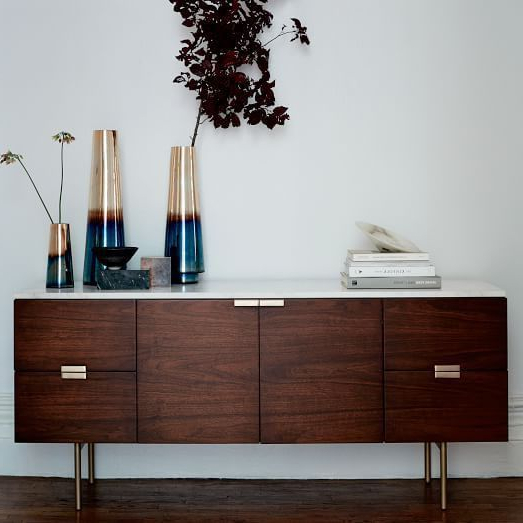 Awesome Living Room Cabinet Designs Mid Century Buffet