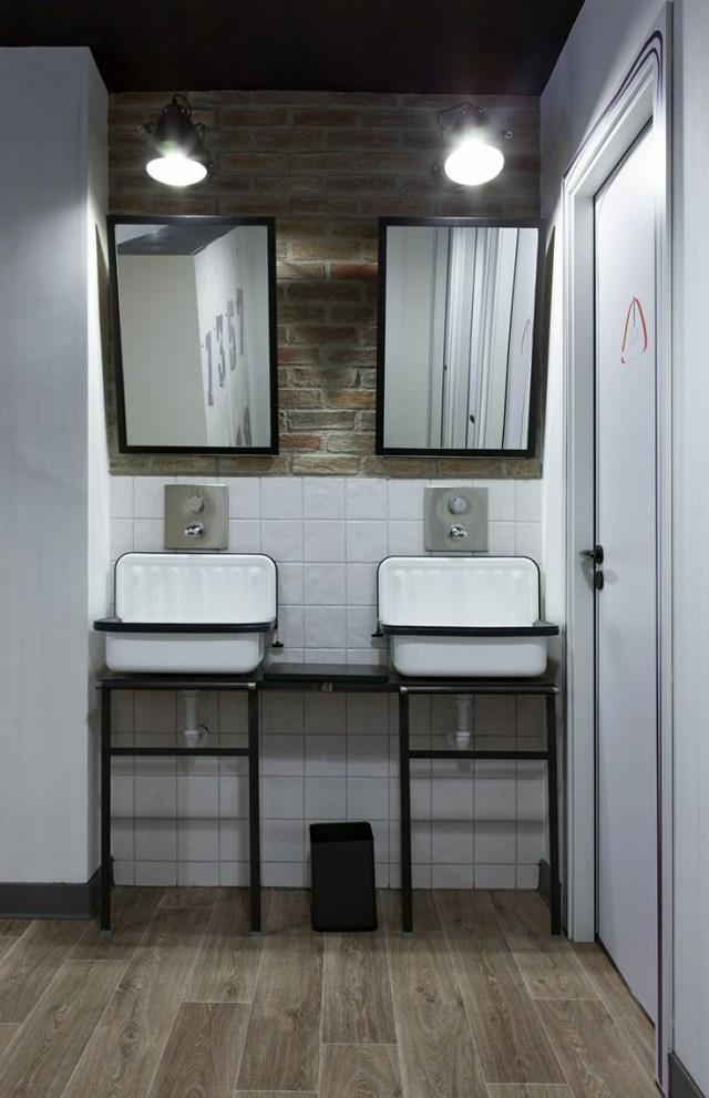 Bathroom 14 Industrial Style Bathroom Design Inspirations