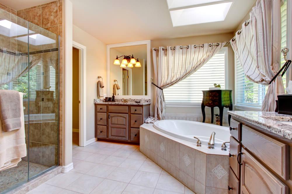 Bathroom Design And Decor Ideas Luxury Bathrooms