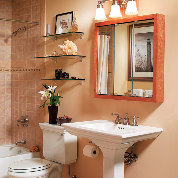 Bathroom Storage Ideas Adorable Home