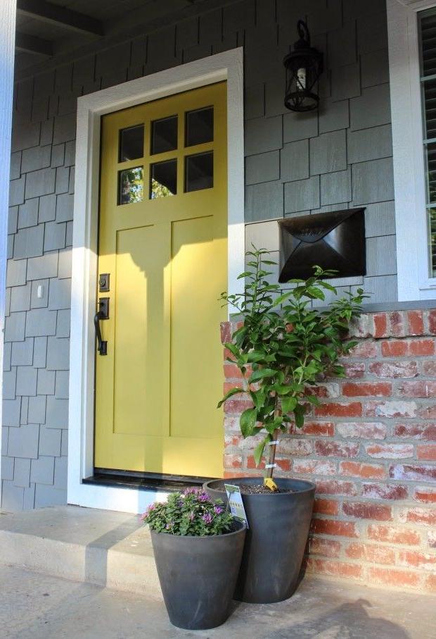 Beautiful Front Door Paint Colors Beautiful Front Doors